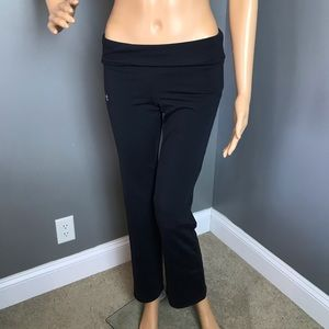 Under Armour Woman's Workout Pants Black Size XS